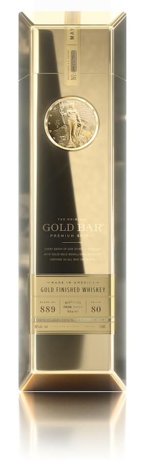 Gold Bar Blended American Whiskey Delivery Near Me Order Alcohol Online